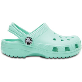 99821042a83914 Crocs Classic Clogs Kids New Mint
